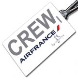 AIRLINAIR (Air France) Crew Tag
